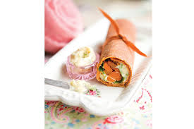 wrap vegetal