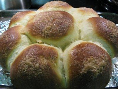 pan dulce portugués