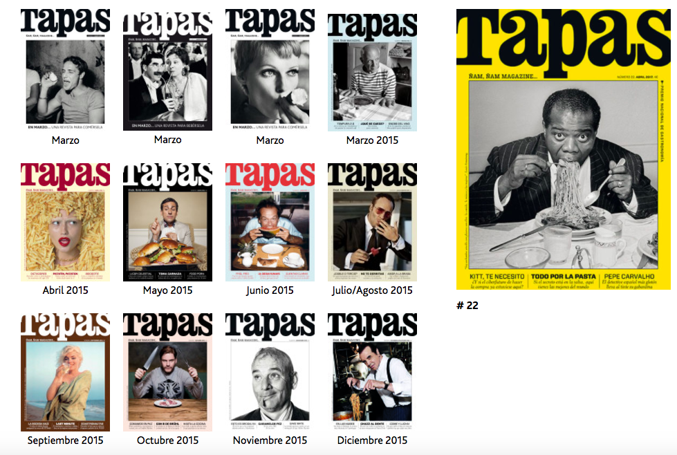 web revista tapas