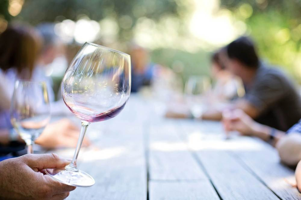como catar vino