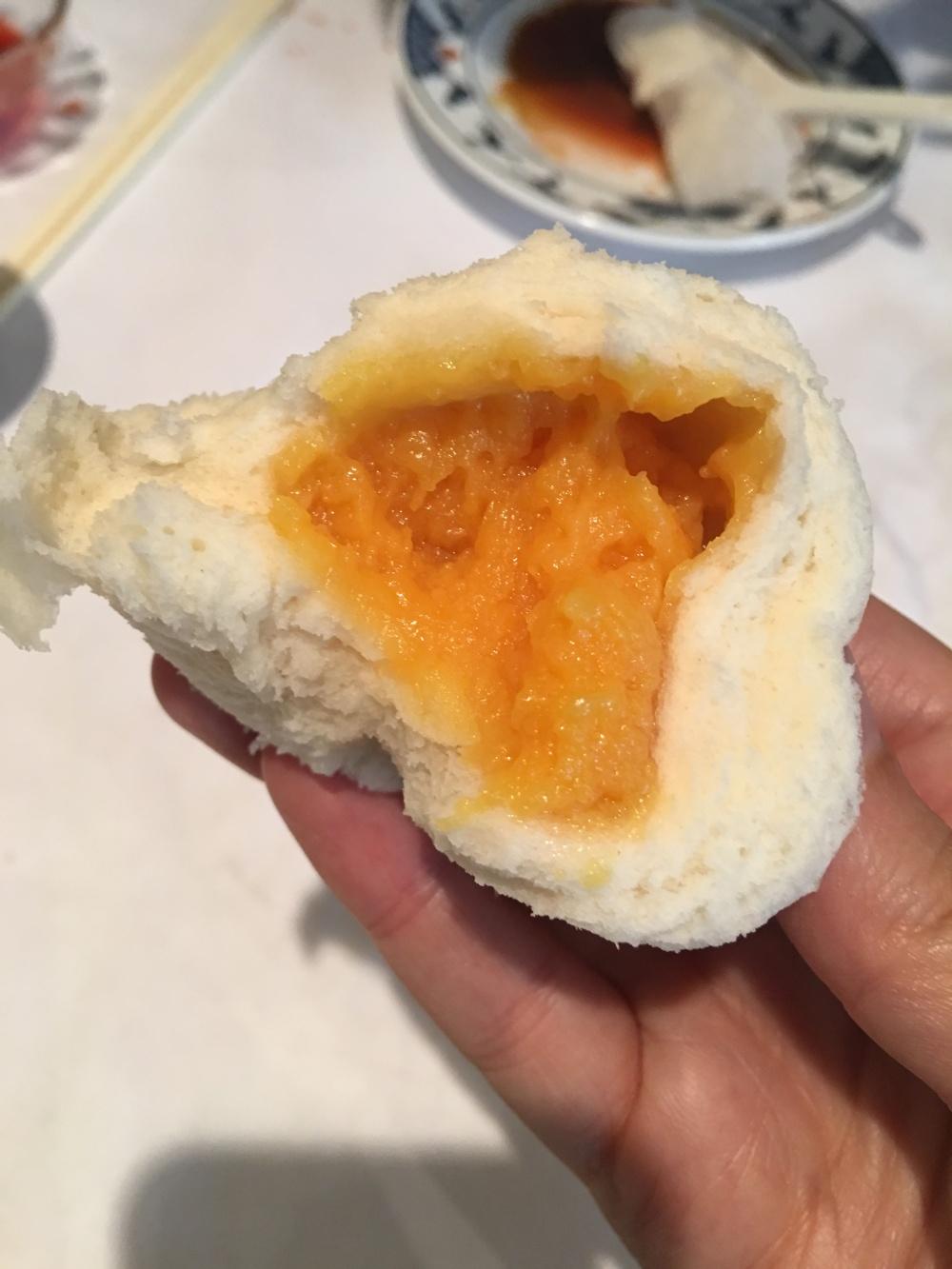 egg custard bun yank sing